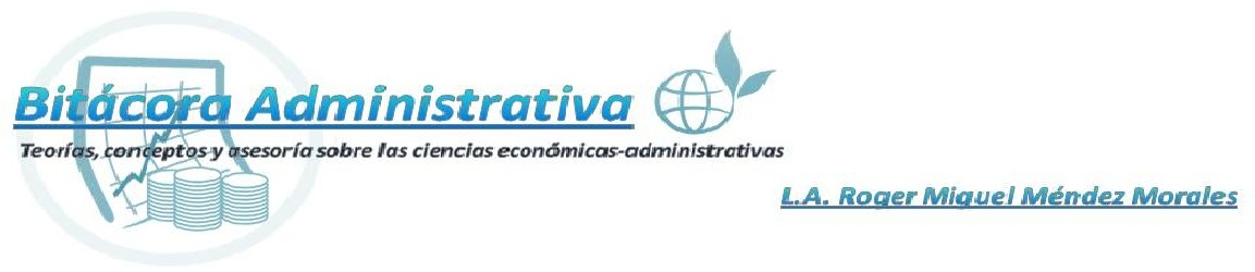 Bitácora Administrativa