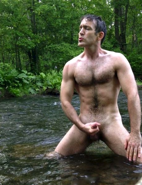 Hot Gay Guys Safe Outdoor Banging