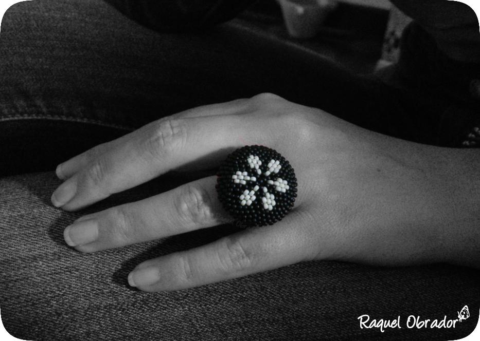 anillo flor delicas miyuki