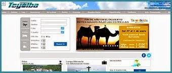 Página Oficial Viatges Toyolba