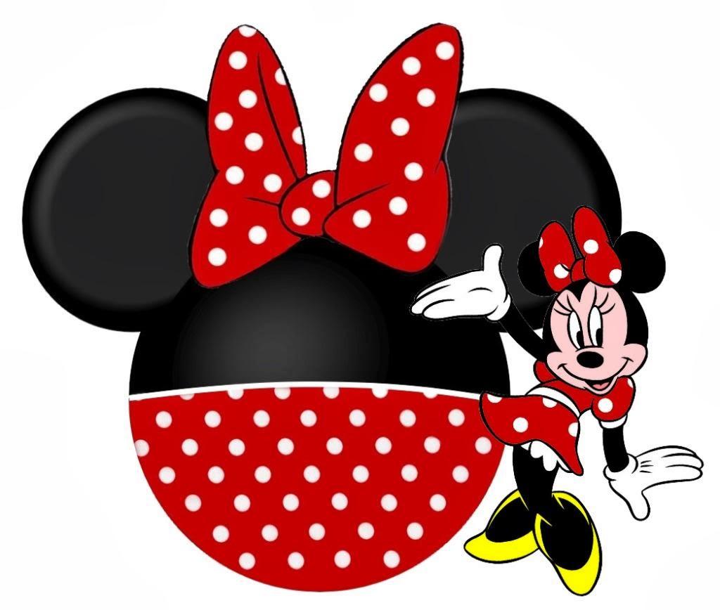 Originales Cabezas Con Vestidos De Minnie