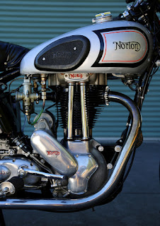 1950 Norton ES2 For Sale