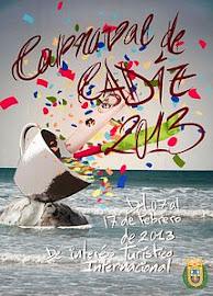 Sección dedicada al Carnaval de Cádiz