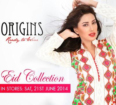 Origins Eid Collection 2014