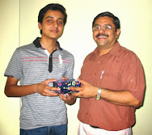 Our Student Mayank Sharma Bagged  IIT Kharagpur Seat  in 2010