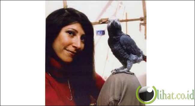 Alex, the Parrot: (Burung Terpintar Di Dunia)