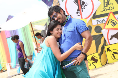 Vikram's movie Rajapattai photos