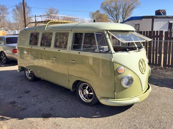 1962 Vw Bus Safari Window For Sale Vw Bus Wagon
