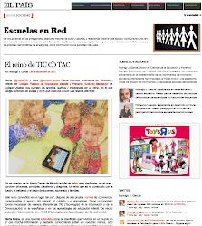 """Nuestra clase en el blog de """"EL PAÍS"""""""
