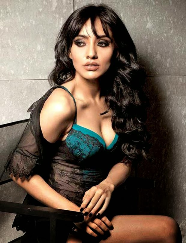 Neha Sharma Hot Latest Wallpaper 2014