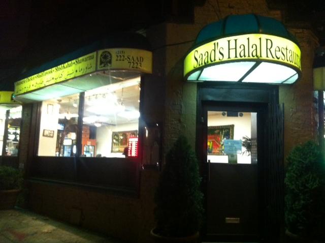 Philly Phoodie Saad S Halal Restaurant