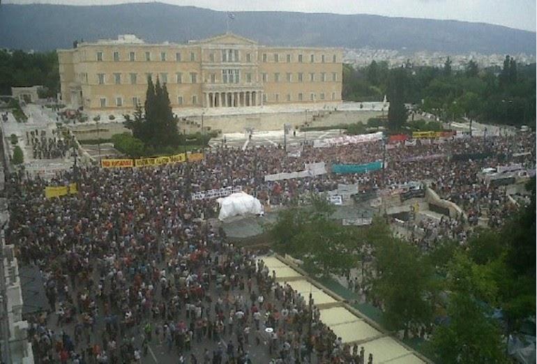 Il grande bluff il parlamento di atene sotto assedio for Parlamento diretta