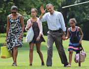 Obama Family Yearly Vacation Scorecard: You Paid For It