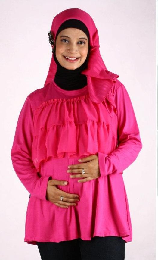 Tips Kreasi Jilbab