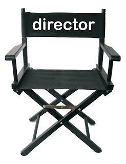 Comunidad de cine first team son necesarios los castings - Sillas director de cine ...