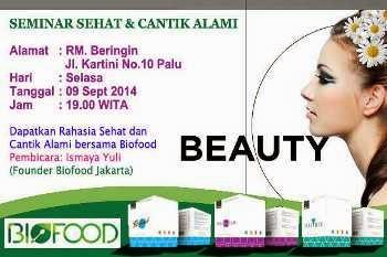 Seminar Kecantikan