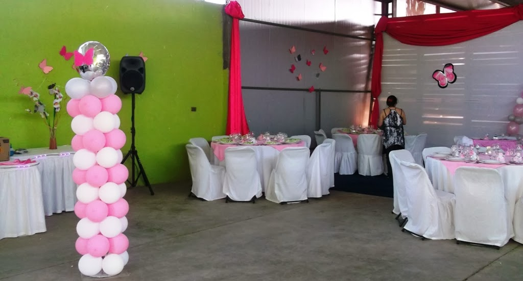 Eventos para tu beb puesta en escena y decoracion fiesta for Decoracion casa anos 60