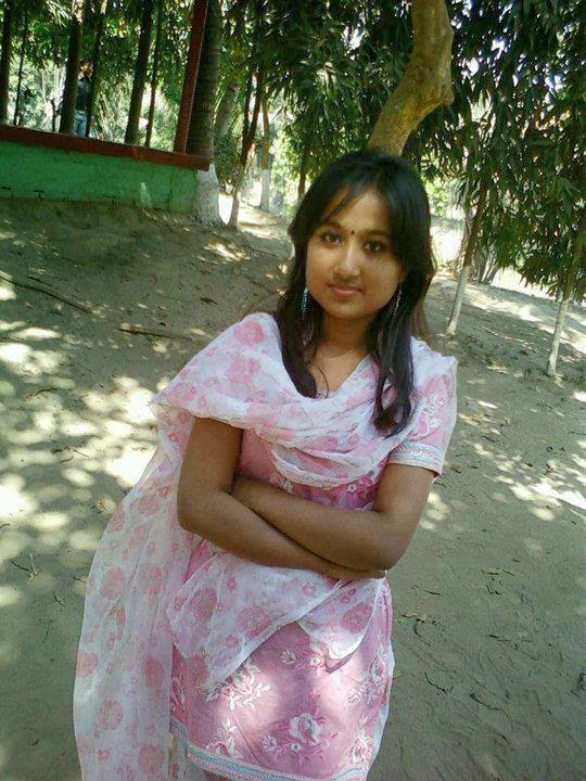 Bangladeshi village girl picture