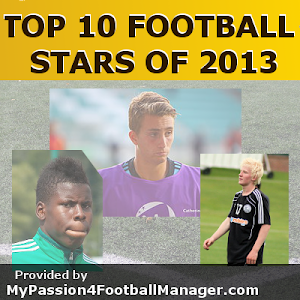 Top 10 Young Football Talents of 2013