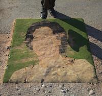 Erasing Gaddafi