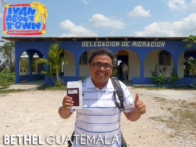 Bethel, Guatemala Immigration