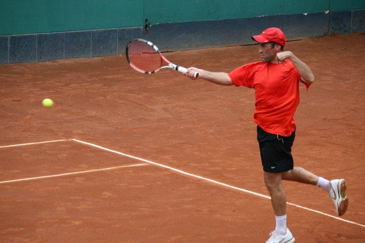"""ITF SENIORS GRADO """"A"""" - MIRAFLORES - PERU - SE TERMINO"""