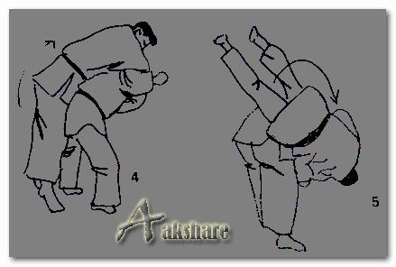 Teknik Dasar Bantingan Seoi-Nage - Beladiri Judo