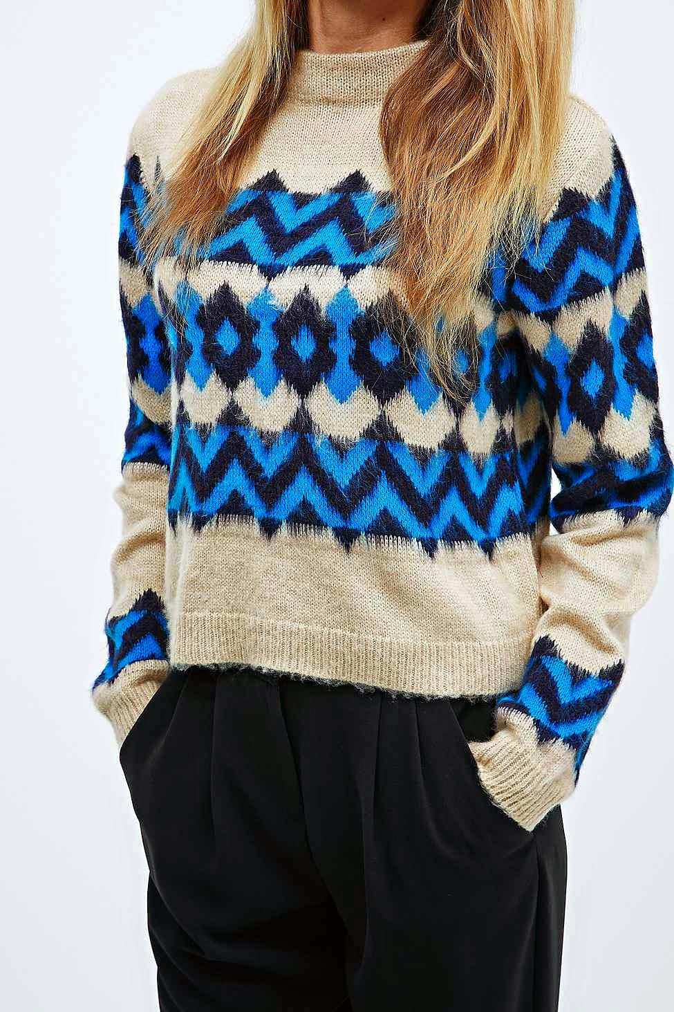 urban outfitters christmas jumper 2014,