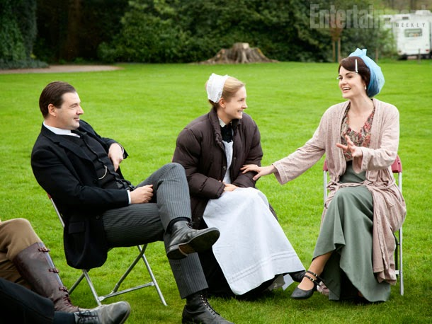 The League of British Artists: Spoilers: Downton Abbey ...