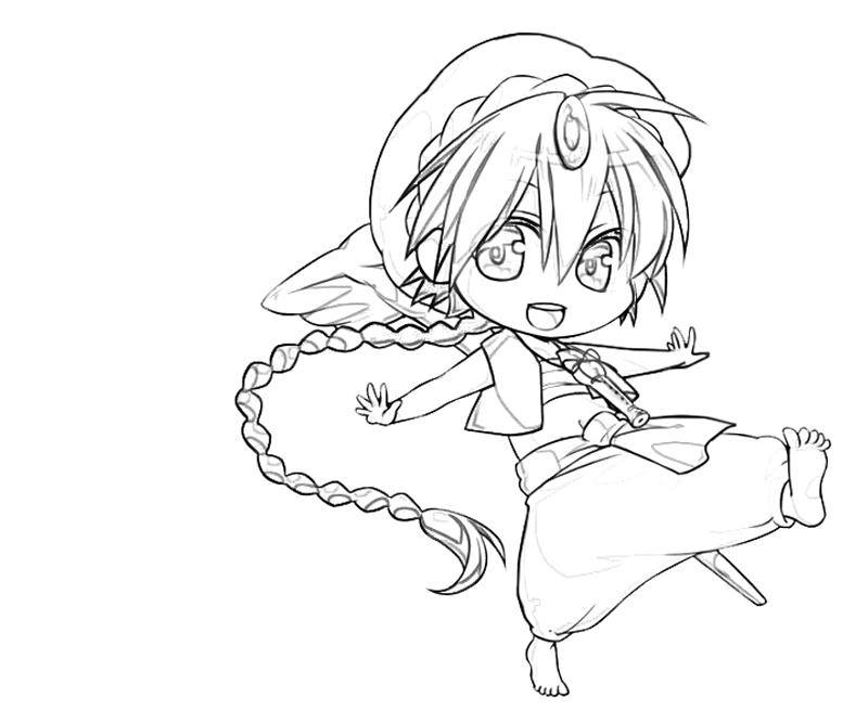 maji coloring pages - photo#2