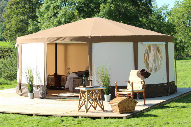 Nomadic Yurt Scarborough