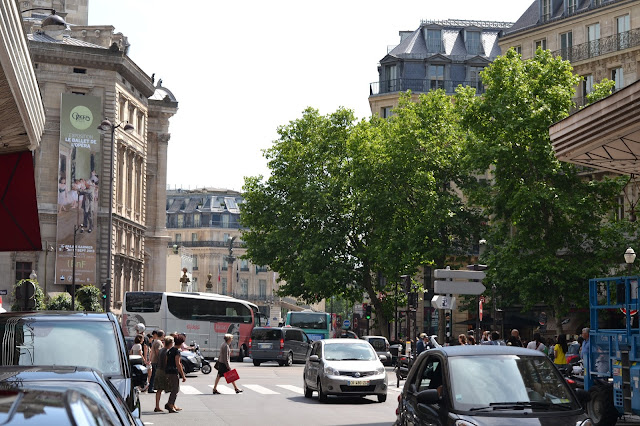 Bonjour Paris,