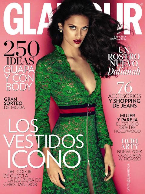 Fashion Model, @ Dalianah Arekion by Xevi Muntane for Glamour Spain, February 2016