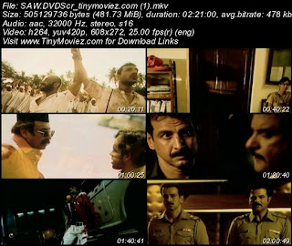 Shootout at Wadala 2013 DVDScr 500MB