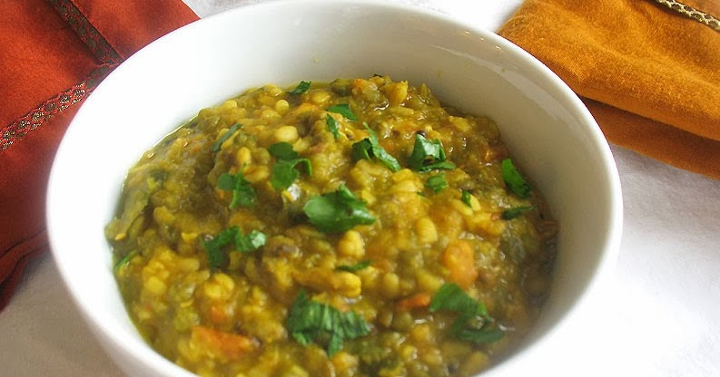 Mung Bean and Urad Dal Curry | Lisa's Kitchen | Vegetarian Recipes ...