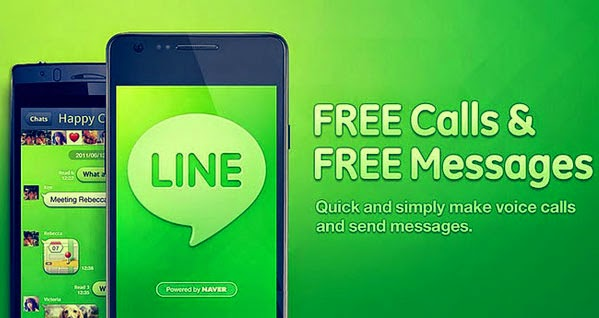 Line - Send Free messages and make free calls from your PC
