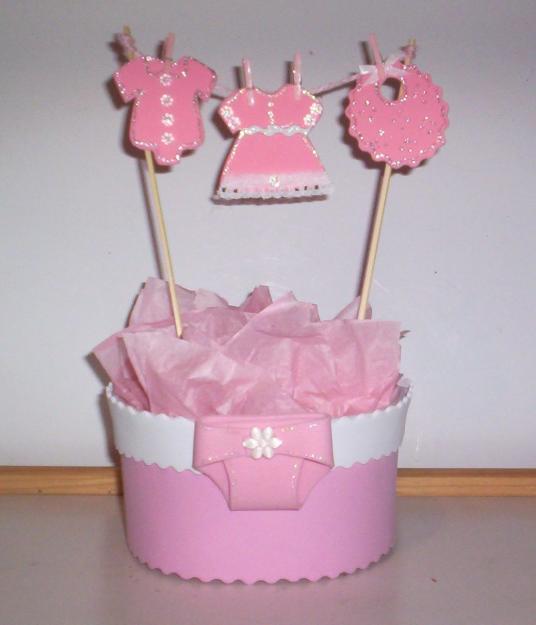Imagenes de adornos para baby shower imagui - Fiesta baby shower nina ...