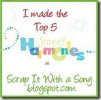 Top 5 Scrap it with a song!!!
