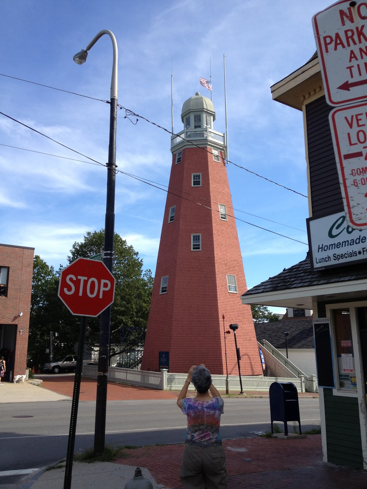 Go with the gilmore 39 s portland observatory for Super 8 freeport maine