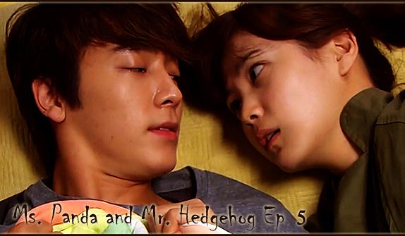 مسلسل Ms. Panda and Mr. Hedgehog 2012 الحلقة 5 اون لاين مترجمة