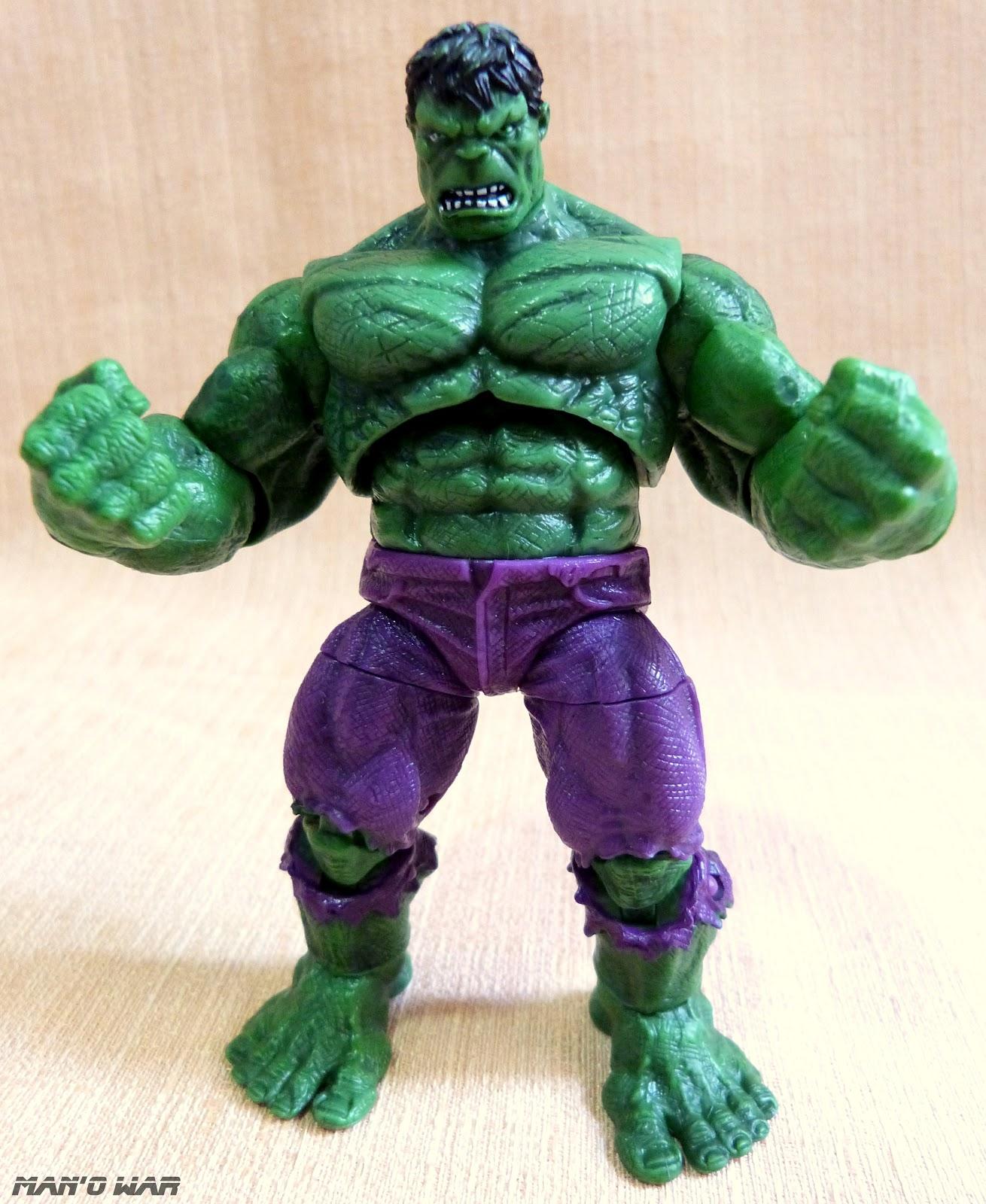 Review comic hulk marvel universe