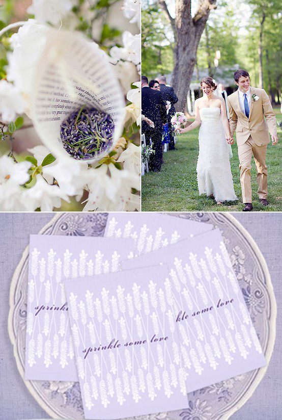 wedding photos by laura leslie photography via love and lavender