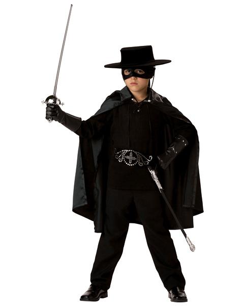 Setoaloa Online: Getlucky Halloween Sales Zorro Child Costume - Child K 7-8 Review
