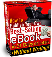 eBook Publishing - Write eBook - Best Selling
