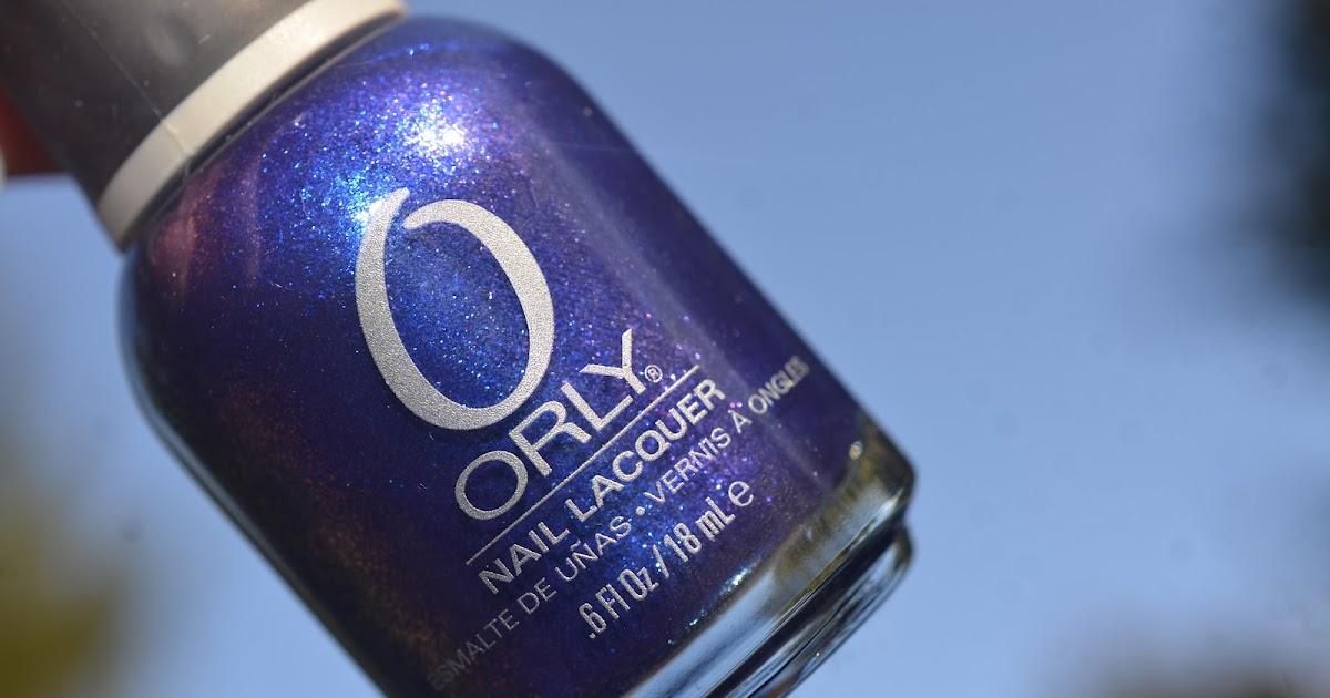 Polish On!: Orly Lunar...