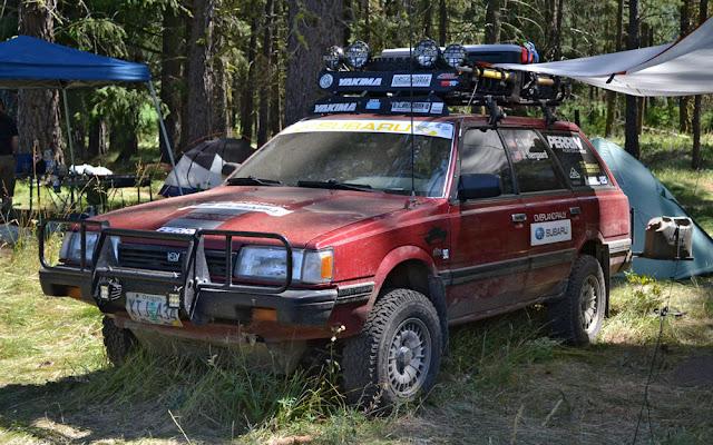 Subaru,Loyale,4x4,overlanding