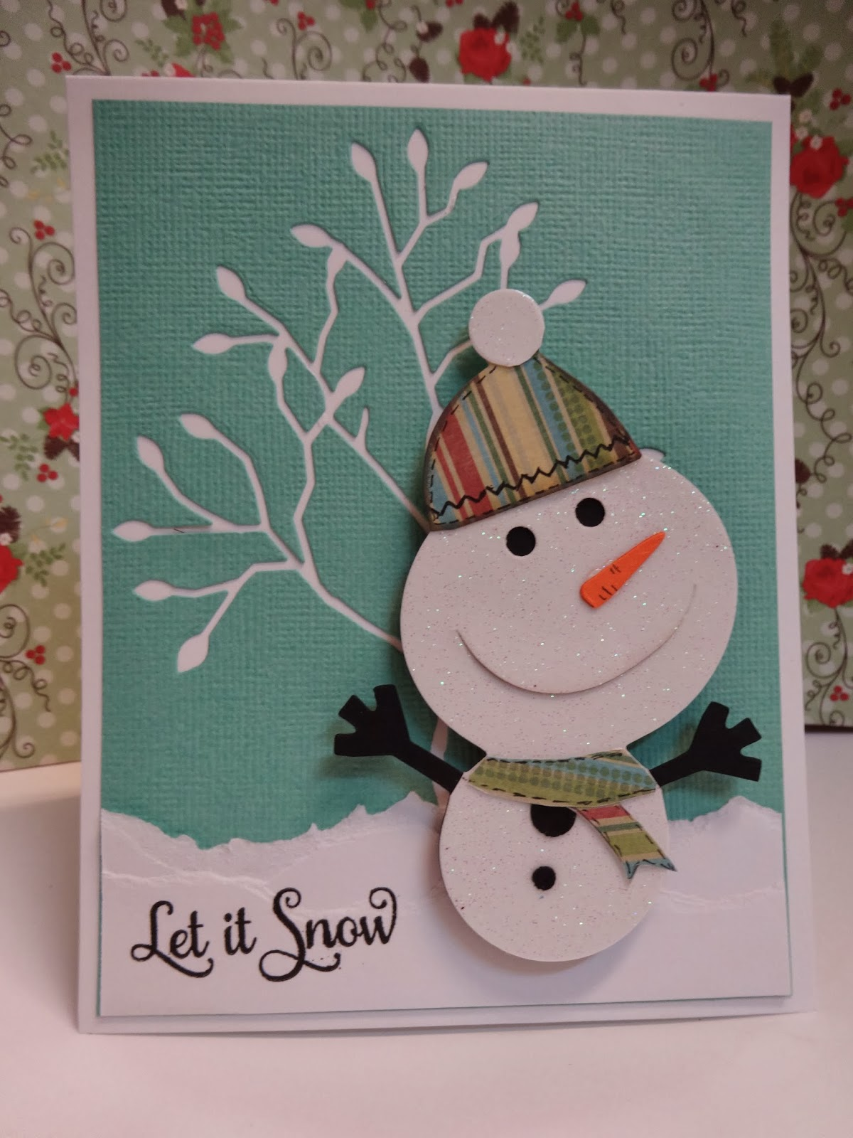 Everlasting ink christmas cards
