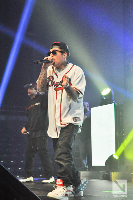 DSC0192 Mac Miller   Behind The #Macadelic Tour (VTT Feature / Photos)
