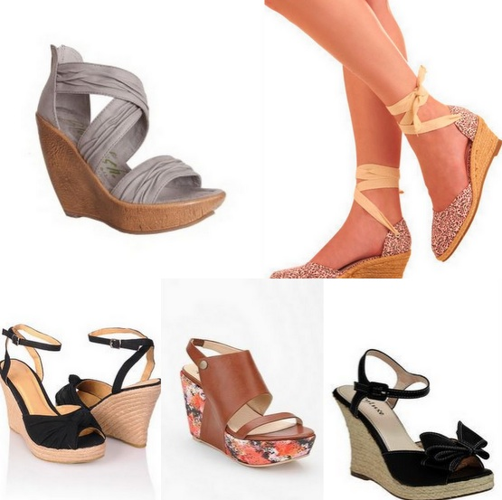 Wedges Dillards