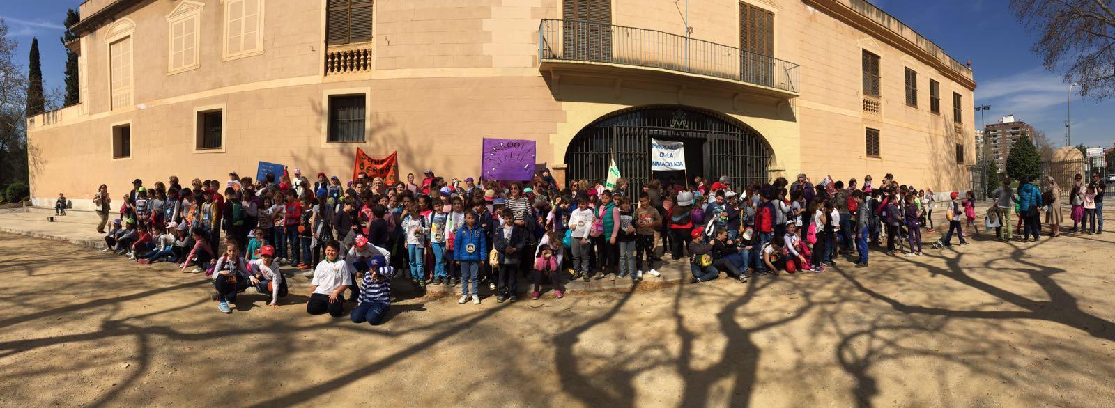 Trobada 2n curs catequesi Arxipretat de Reus al Santuari (març 2017)